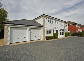 Thumbnail 4 bed detached house for sale in Threeways Church Road, Hartley, Longfield
