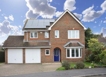 4 bed detached house for sale in Lady Harewood Way, Epsom KT19