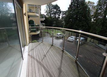 Thumbnail 2 bed flat to rent in Springfield Road, Poole