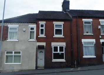 Thumbnail 2 bedroom terraced house for sale in Scotia Road, Tunstall, Stoke-On-Trent