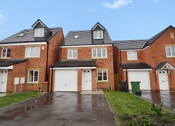 Thumbnail 4 bed detached house to rent in Whinmoor Way, Leeds