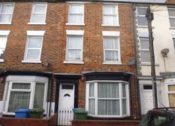 Thumbnail 3 bedroom terraced house to rent in Trafalgar Road, Scarborough