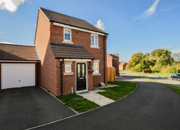 Thumbnail 3 bed detached house for sale in Loch Lomond Way, Orton Northgate, Peterborough