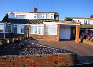 Thumbnail 3 bed semi-detached house for sale in Coldstream, Ouston, Chester Le Street