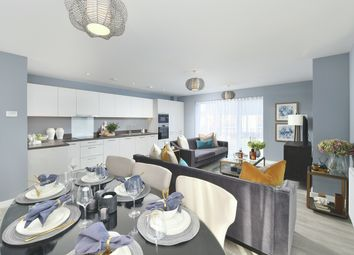 Thumbnail 2 bedroom flat for sale in Holborough Lakes, Manley Boulevard, Snodland, Kent