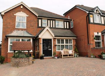 4 bed detached house for sale in Eley Close, Ilkeston DE7