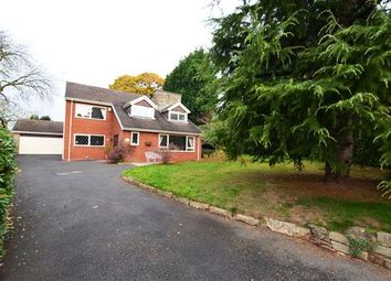 Thumbnail 4 bed detached house for sale in Fermain Close, Seabridge, Newcastle-Under-Lyme