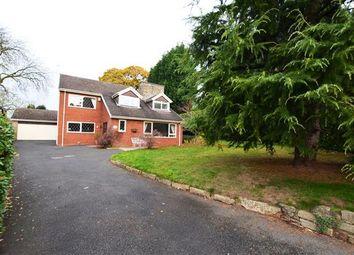 Thumbnail Detached house for sale in Fermain Close, Seabridge, Newcastle-Under-Lyme