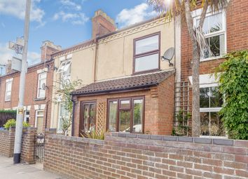 Thumbnail 2 bed terraced house for sale in Sprowston Road, Norwich