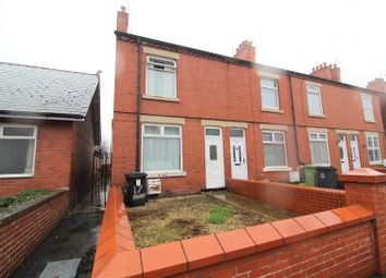 Thumbnail 3 bed end terrace house for sale in Norman Road, Wrexham