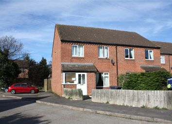 Thumbnail 3 bedroom end terrace house for sale in Drewett Close, Reading, Berkshire