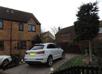 Thumbnail 2 bed semi-detached house to rent in Beck Way, Thurlby, Bourne, Lincolnshire