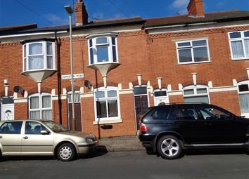 Thumbnail 3 bed terraced house for sale in Osmaston Road, Leicester