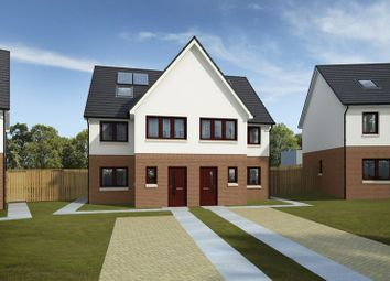 Thumbnail 4 bedroom villa for sale in Plot 19, West Church, Maybole