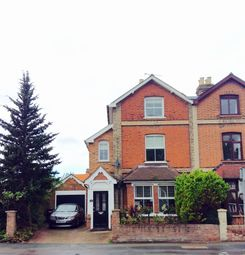 Thumbnail 4 bed semi-detached house for sale in North Station Road, Colchester, Essex