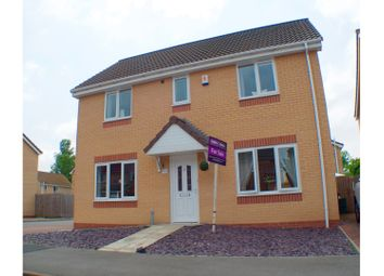 Thumbnail 3 bed detached house for sale in Auckley, Doncaster