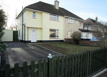 Thumbnail 3 bed semi-detached house to rent in Hampshire Drive, Maidstone