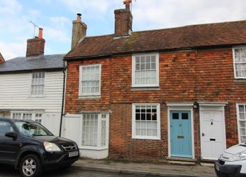 Thumbnail 2 bed terraced house for sale in High Street, Rolvenden, Cranbrook, Kent