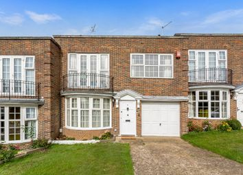 Thumbnail 3 bed terraced house for sale in Merlin Close, Hove