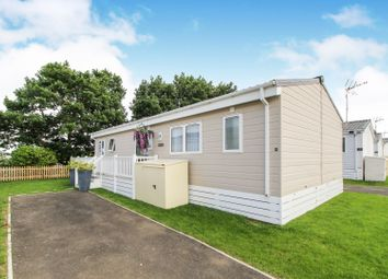 Thumbnail 2 bed lodge for sale in Colchester Road, Clacton-On-Sea