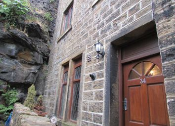 Thumbnail 1 bed end terrace house to rent in 34 Sheffield Road New Mill, Holmfirth, Honley 7Ex, UK