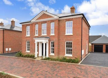 Thumbnail 5 bed detached house for sale in Hobby Drive, Richmond Park, Whitfield, Dover, Kent