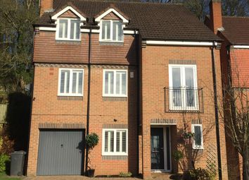 Thumbnail 5 bed detached house for sale in Woodlea Grove, Little Eaton, Derby