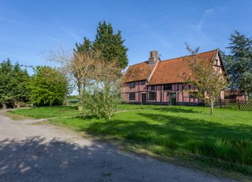 Thumbnail 3 bed detached house for sale in Capps Lane, All Saints South Elmham, Halesworth