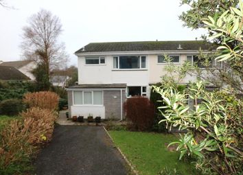 Thumbnail 4 bed end terrace house for sale in Trewidden Close, Truro