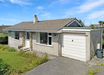 Thumbnail 2 bed detached bungalow for sale in Keast Close, Indian Queens, St. Columb