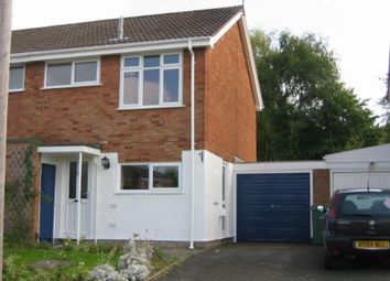 Thumbnail 2 bed semi-detached house to rent in Goldthorn Walk, Withymoor Village, Brierley Hill, West Midlands