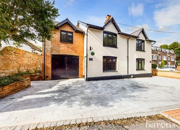 Thumbnail 4 bed semi-detached house for sale in Old Basing, Basingstoke