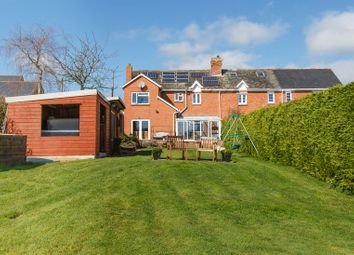 Thumbnail 4 bed semi-detached house for sale in Yeoford, Crediton