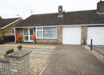 Thumbnail 4 bed semi-detached bungalow for sale in Topham Crescent, Thorney