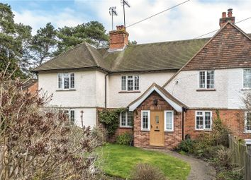 2 bed terraced house for sale in Sandy Lane, Rushmoor, Farnham GU10