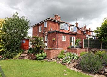 Thumbnail 3 bed semi-detached house for sale in Currock Park Avenue, Carlisle
