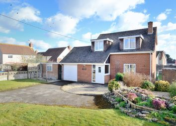 Thumbnail 3 bed detached house for sale in New House, North Street, Mere, Wiltshire