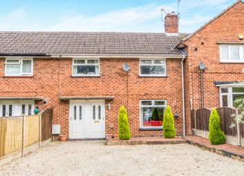 Thumbnail 3 bed terraced house for sale in Brownlows Hill, Coddington, Newark