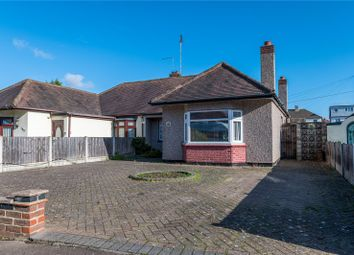 Thumbnail 2 bed bungalow for sale in Hampton Gardens, Prittlewell, Southend On Sea, Essex