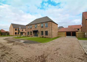 Thumbnail 4 bed detached house for sale in Plot 6, Valley View, Retford