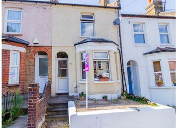 Thumbnail 2 bed terraced house for sale in Riverdale Road, Plumstead