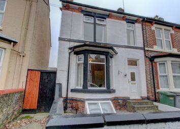 Thumbnail 3 bed terraced house for sale in Urmson Road, Wallasey