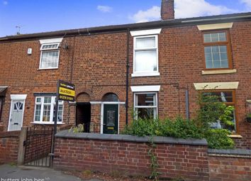 Thumbnail 2 bed terraced house for sale in Crewe Road, Shavington, Crewe