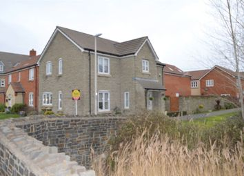 Thumbnail 4 bedroom detached house for sale in Kent Avenue, West Wick, Weston-Super-Mare