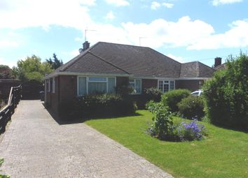 Thumbnail 2 bed semi-detached bungalow for sale in Thame Road, Haddenham, Aylesbury