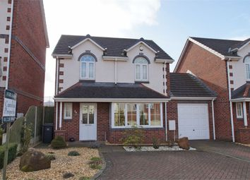 Thumbnail 3 bed link-detached house for sale in John Robert Gardens, Off Dalston Road, Carlisle, Cumbria