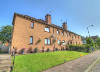 Thumbnail 3 bed flat for sale in Guthrie Park, Brechin