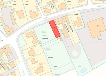 Thumbnail Land for sale in Main Street, Mareham Le Fen