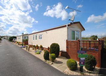 Thumbnail 2 bed mobile/park home for sale in Valley Park, Bamfurlong Lane, Cheltenham