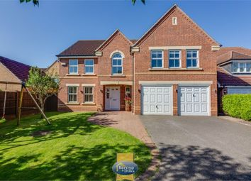 Thumbnail 5 bed detached house for sale in Abingdon View, Worksop, Nottinghamshire